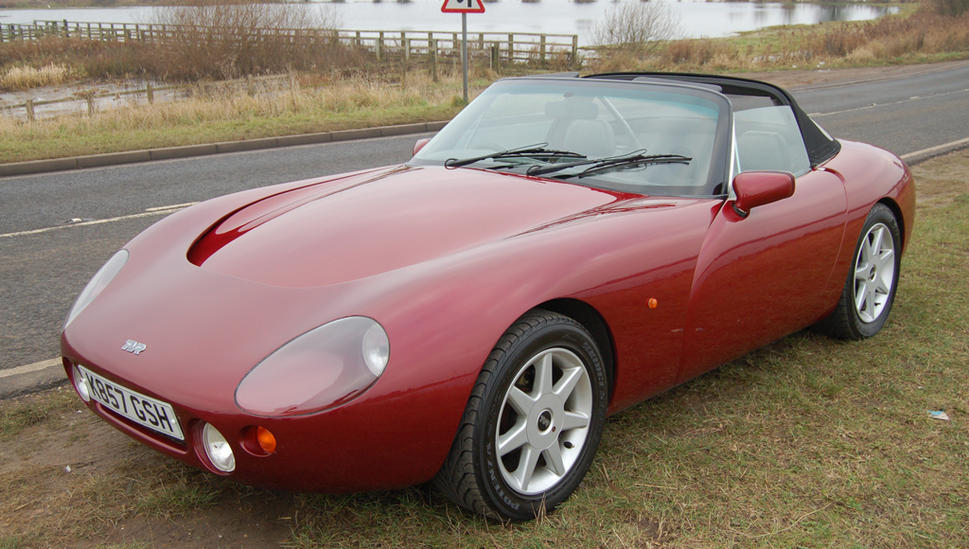 TVR Griffith #19