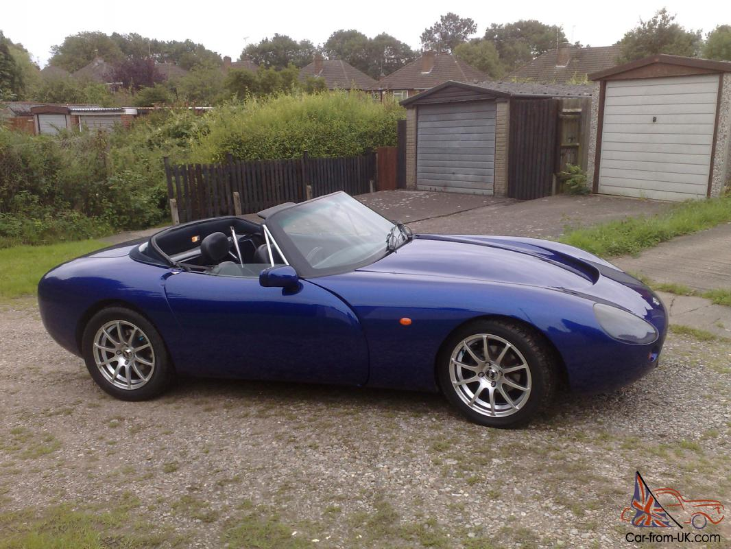 TVR Griffith #21