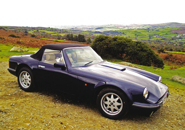 TVR S2 #22