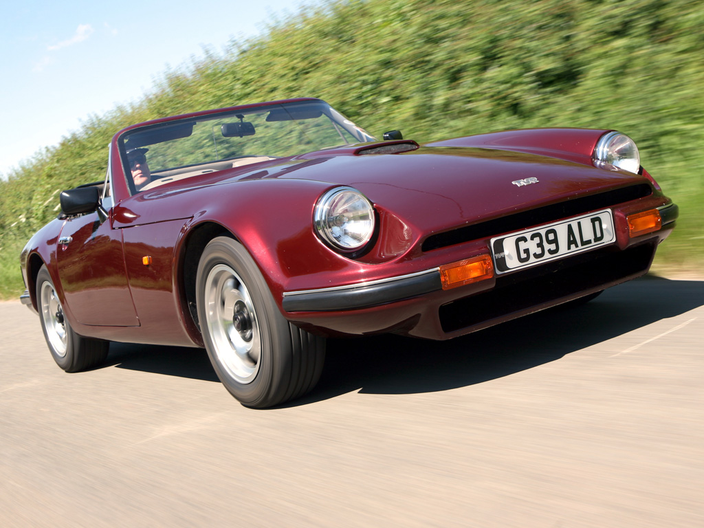 TVR S2 #20