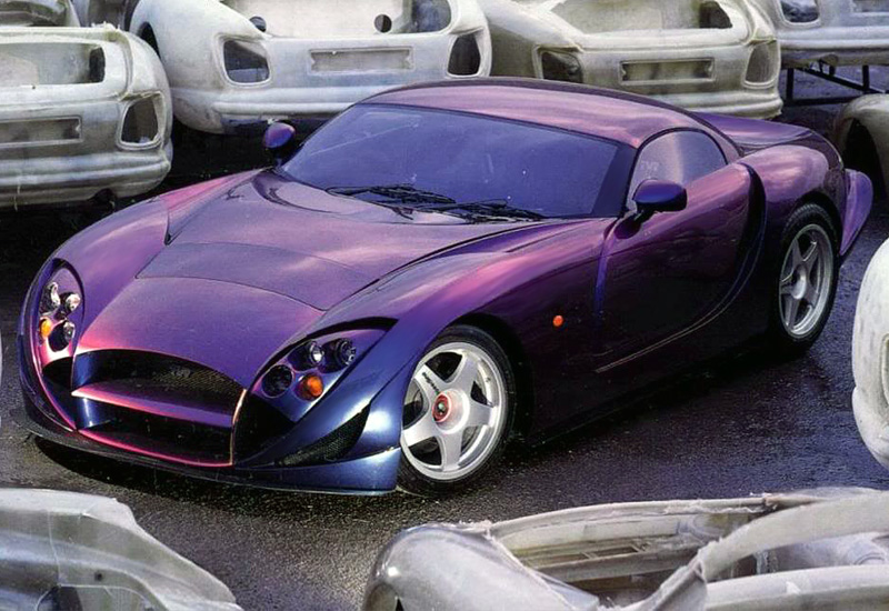 TVR Speed 12 #23