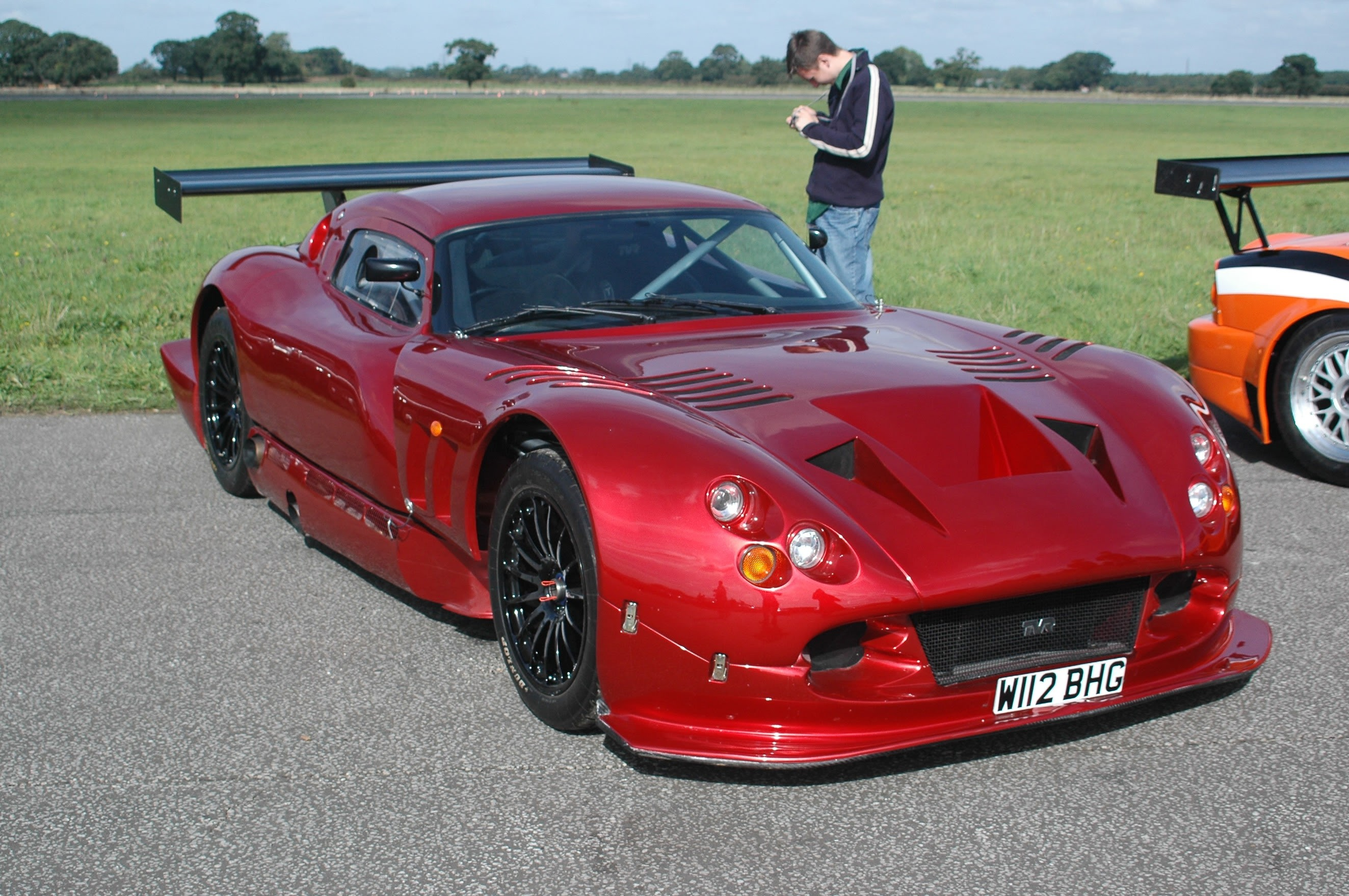 TVR Speed 12 #22