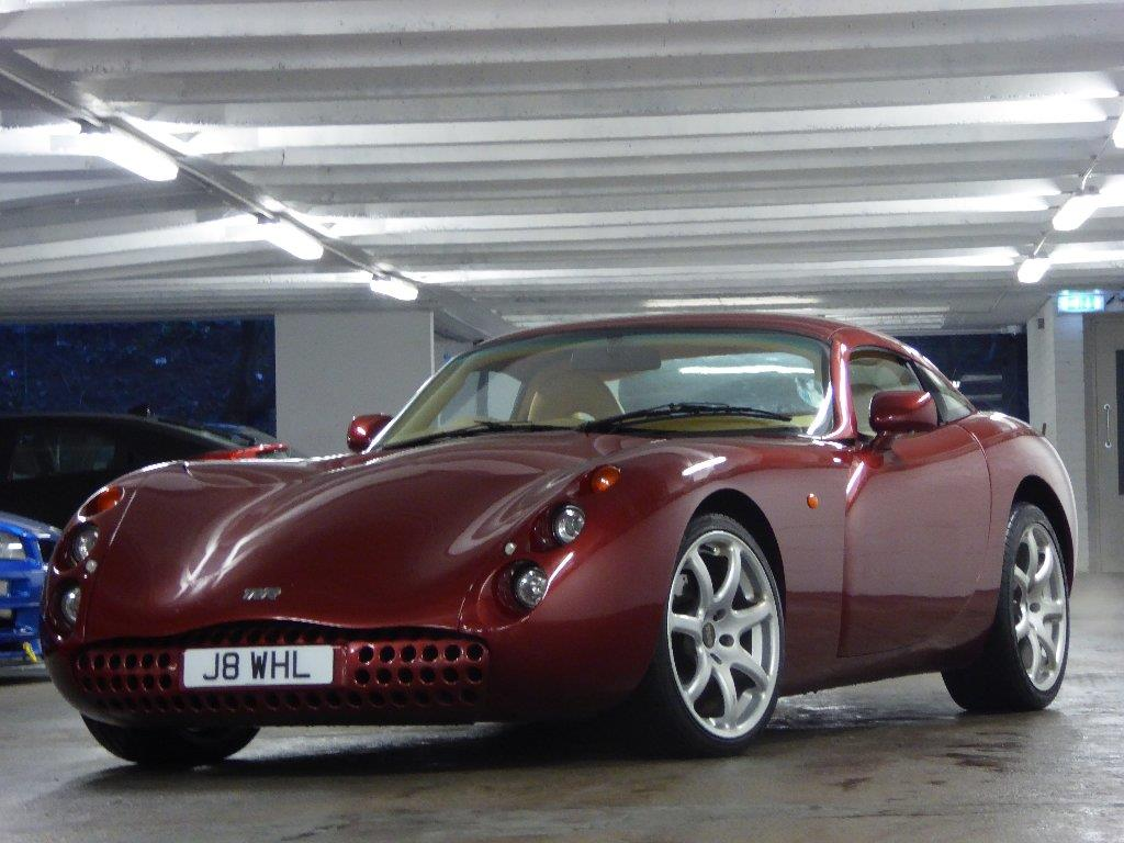 TVR Tuscan #19