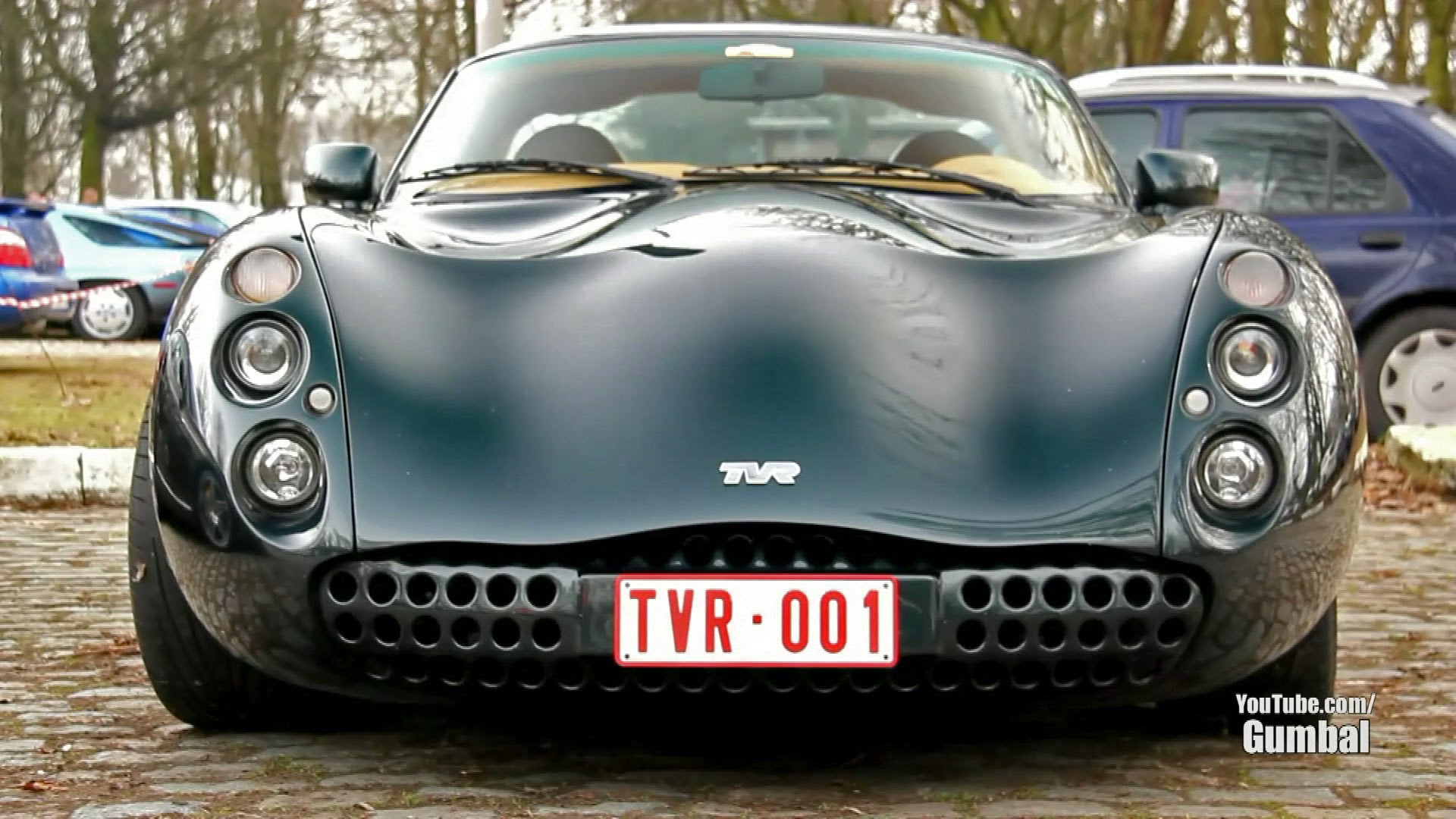 TVR Tuscan #21