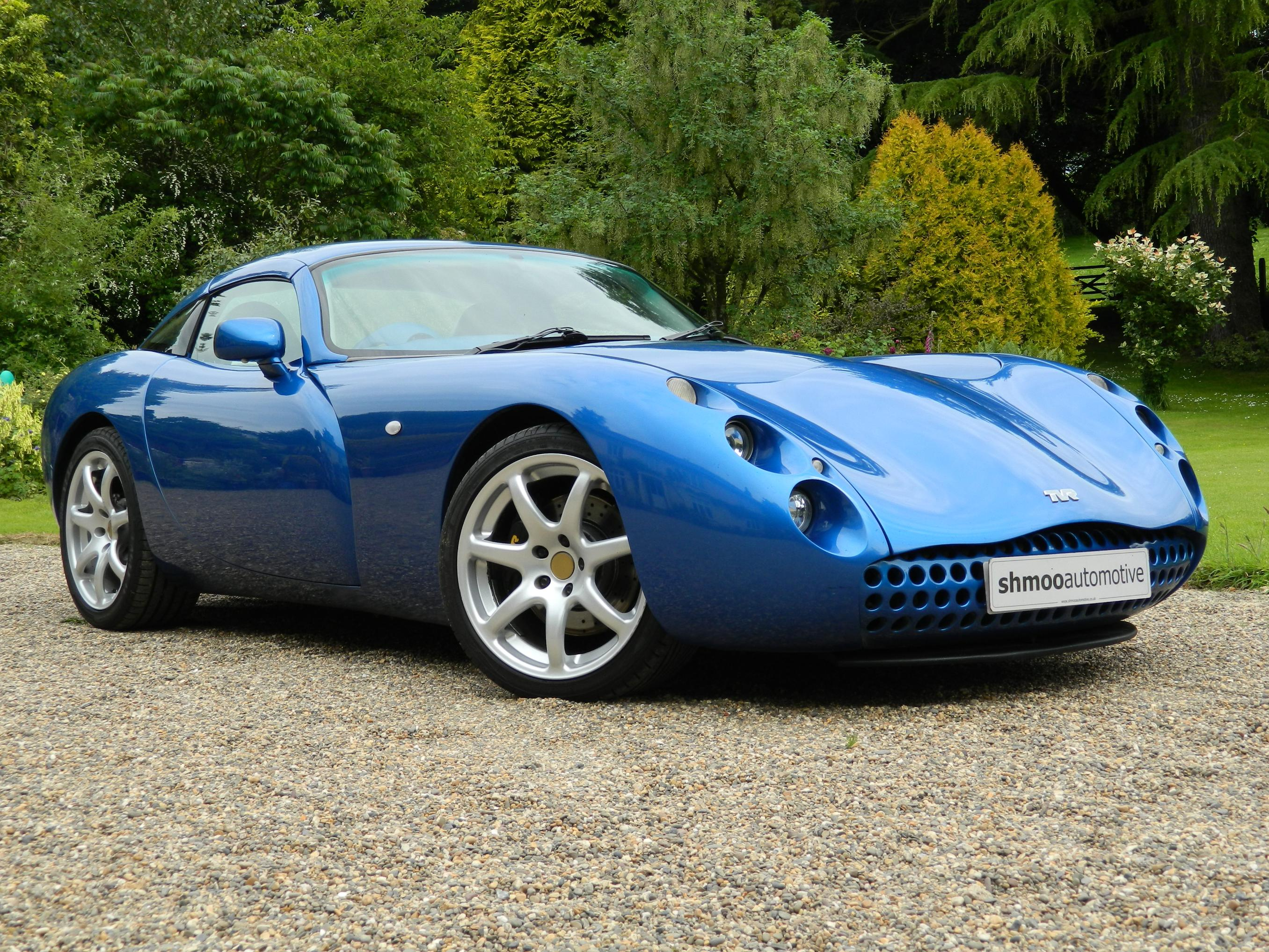 TVR Tuscan #22