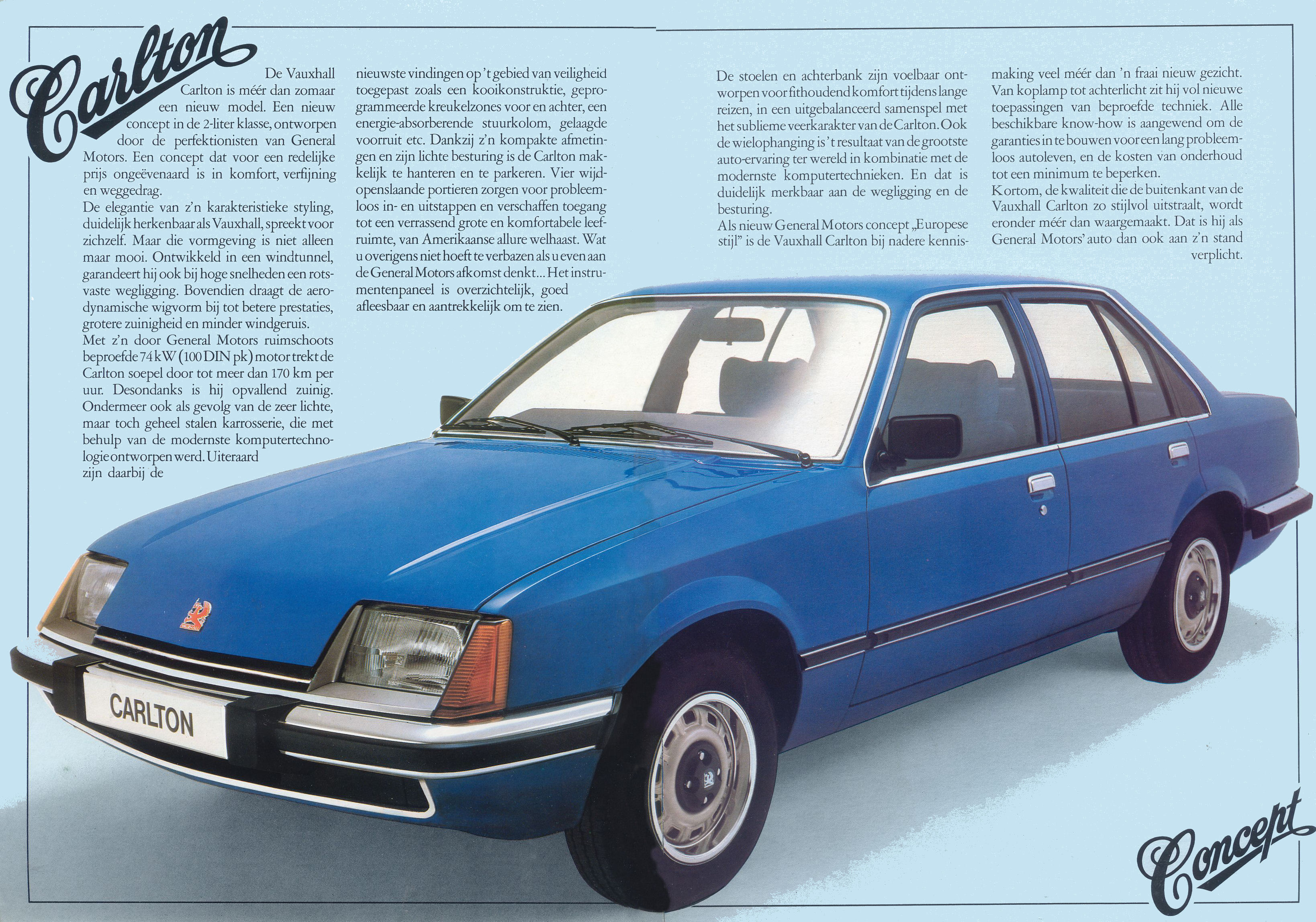 Vauxhall Carlton Photos, Informations, Articles ...