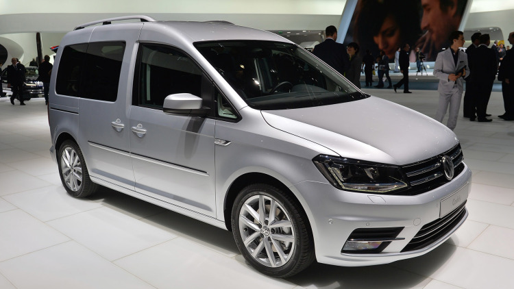Volkswagen Caddy #26