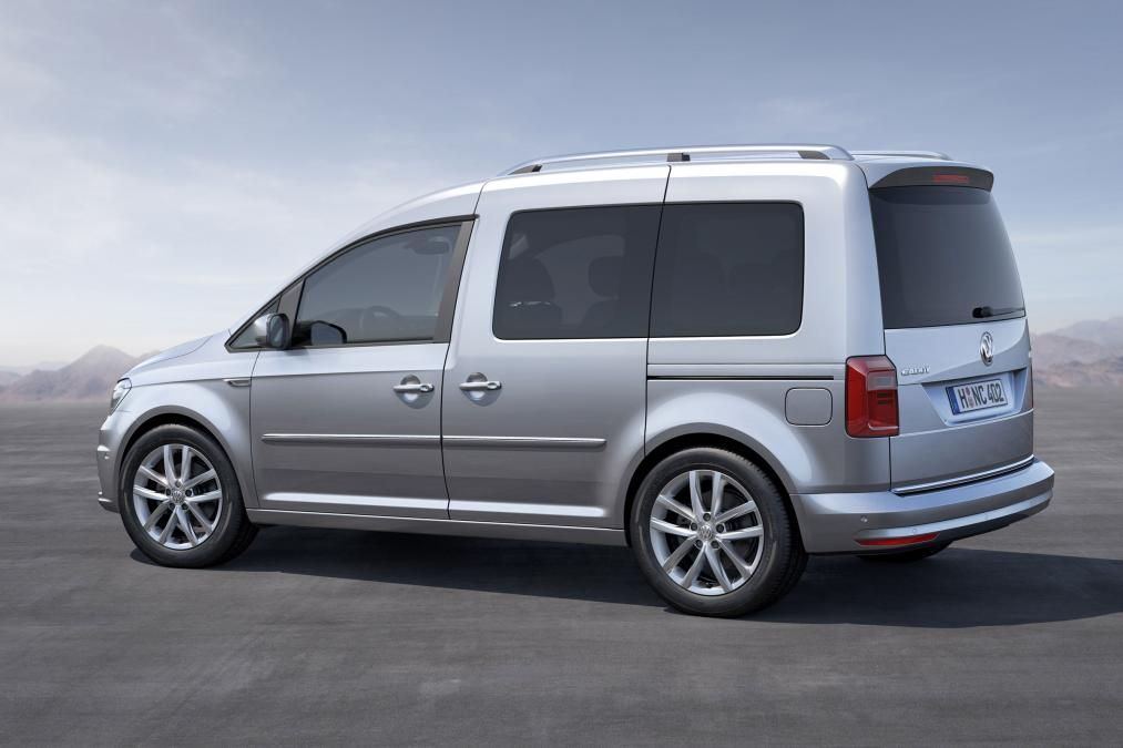 Volkswagen Caddy #25