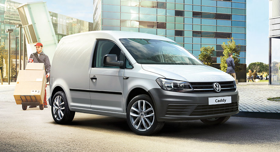Volkswagen Caddy #19