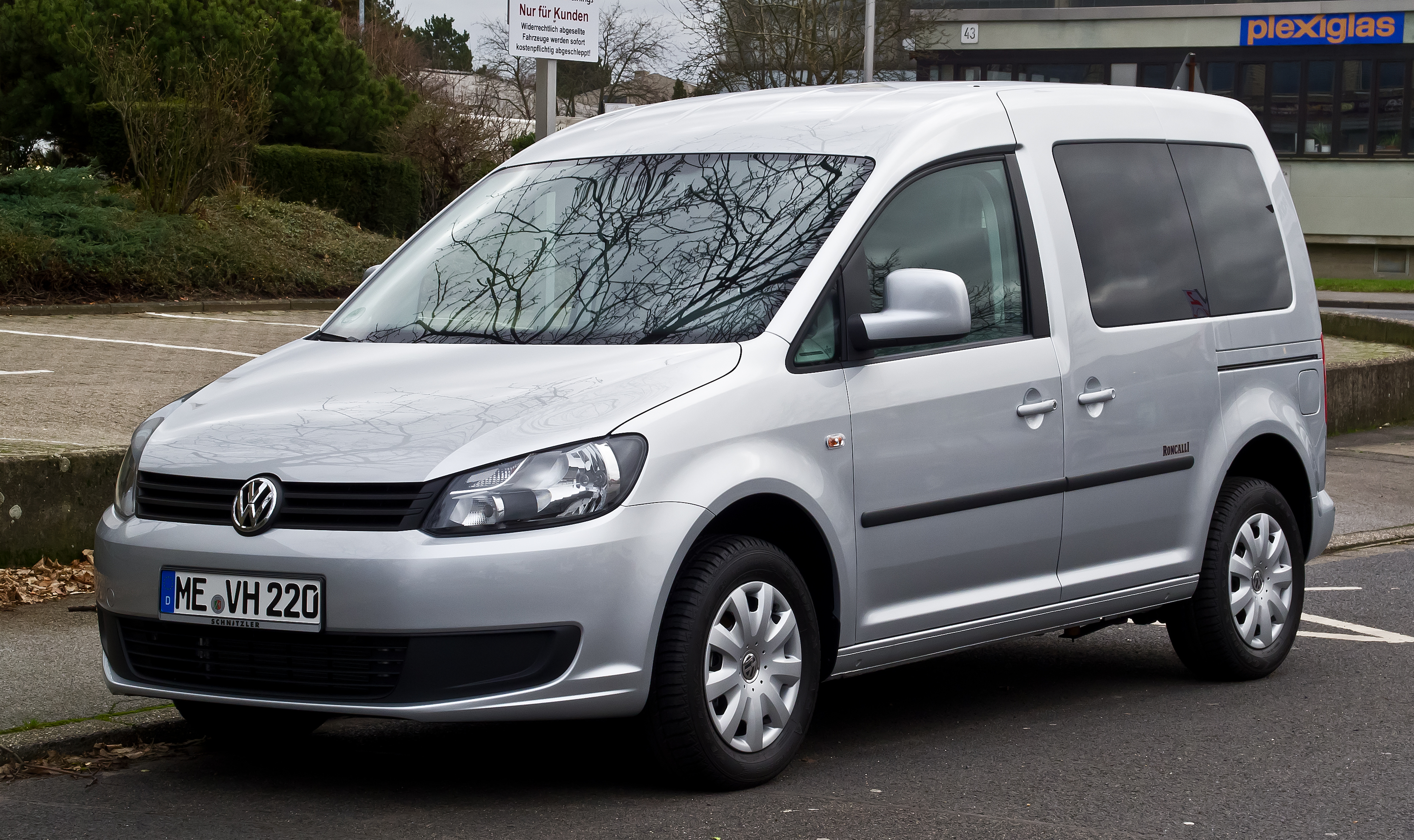 Volkswagen Caddy #20