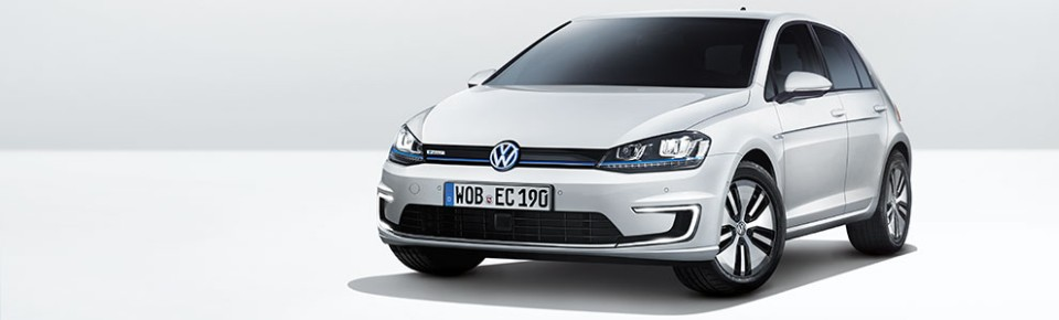 Volkswagen E-golf #20