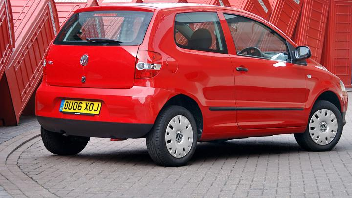 Volkswagen Fox #18