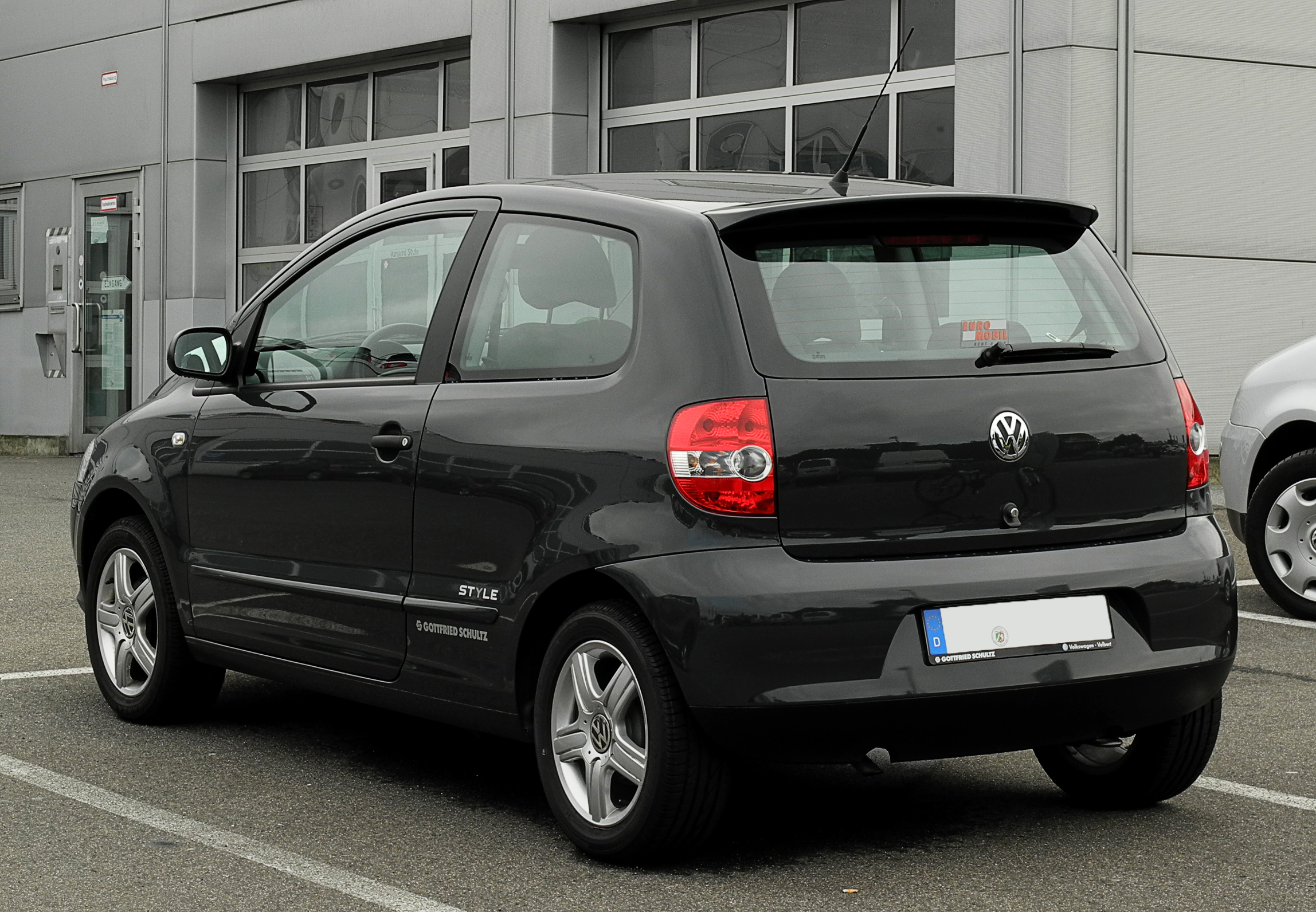 Volkswagen Fox #20