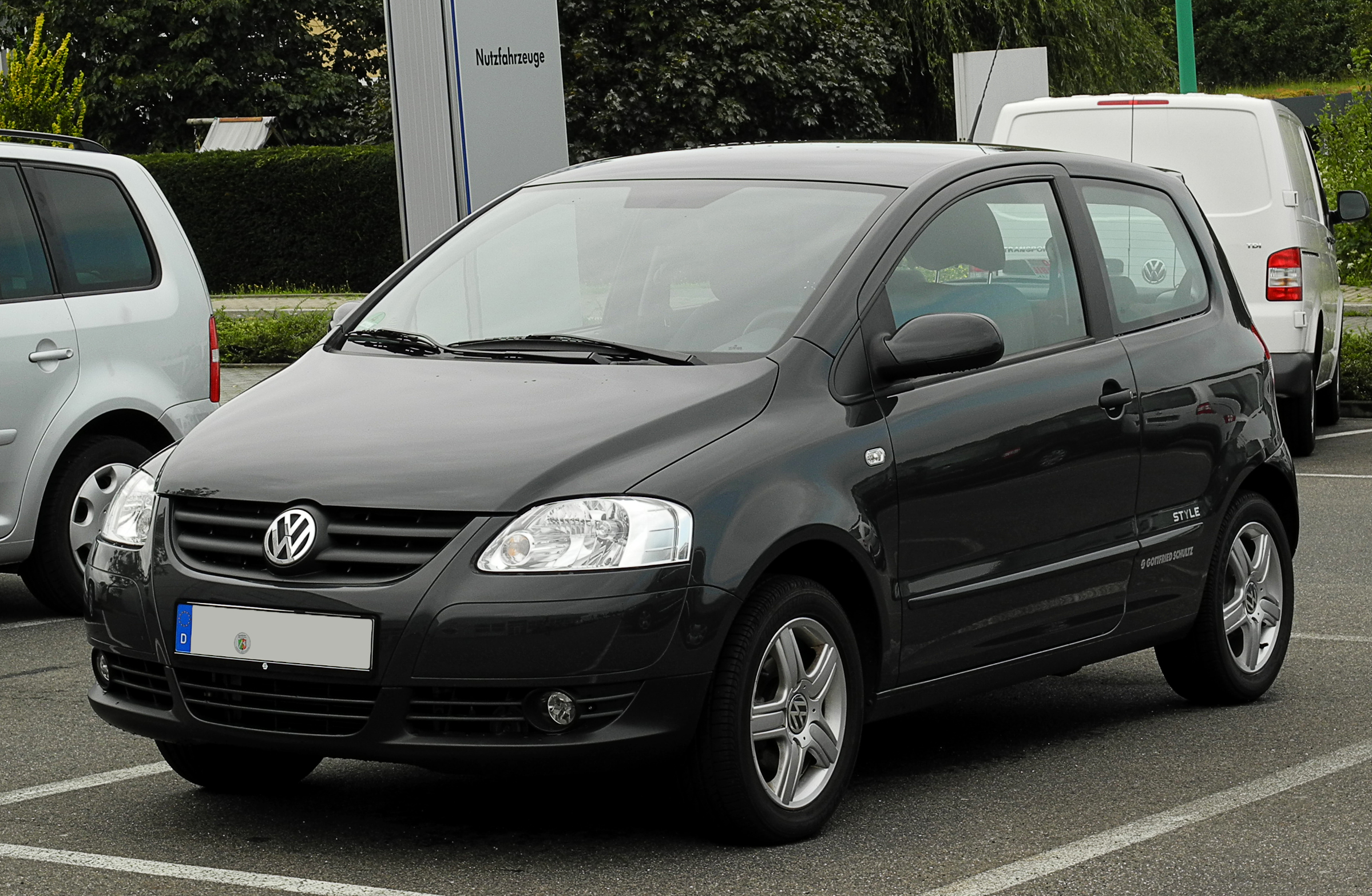 Volkswagen Fox #21