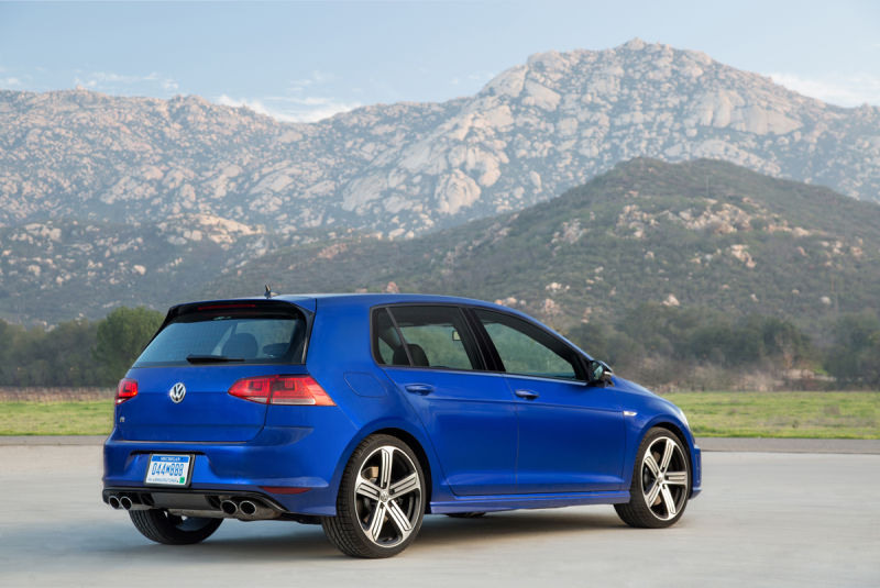 Volkswagen Golf R #25