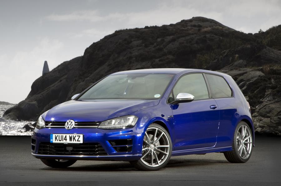 Volkswagen Golf R #22