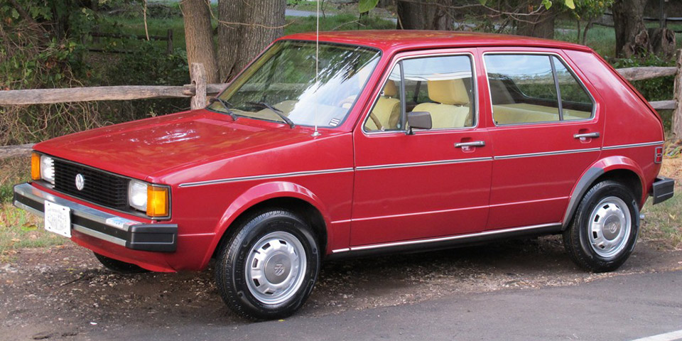 Volkswagen Rabbit #24