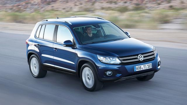 Volkswagen Tiguan Photos Informations Articles Bestcarmag
