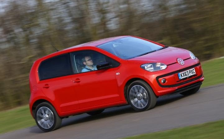 Volkswagen Up #19