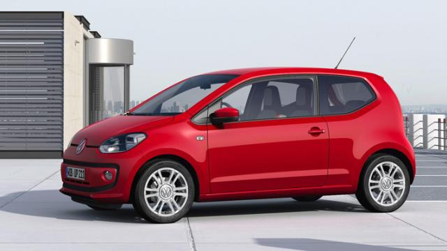 Volkswagen Up #23