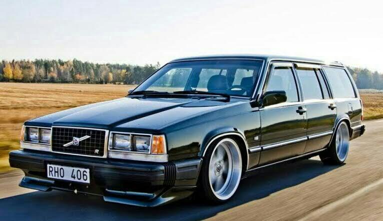 Volvo 740 Photos, Informations, Articles - BestCarMag.com