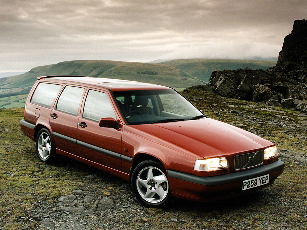 Volvo 850 Photos Informations Articles Cross Country 29