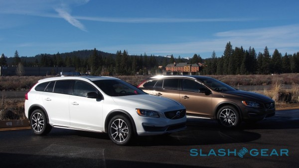 Volvo V60 Cross Country #26