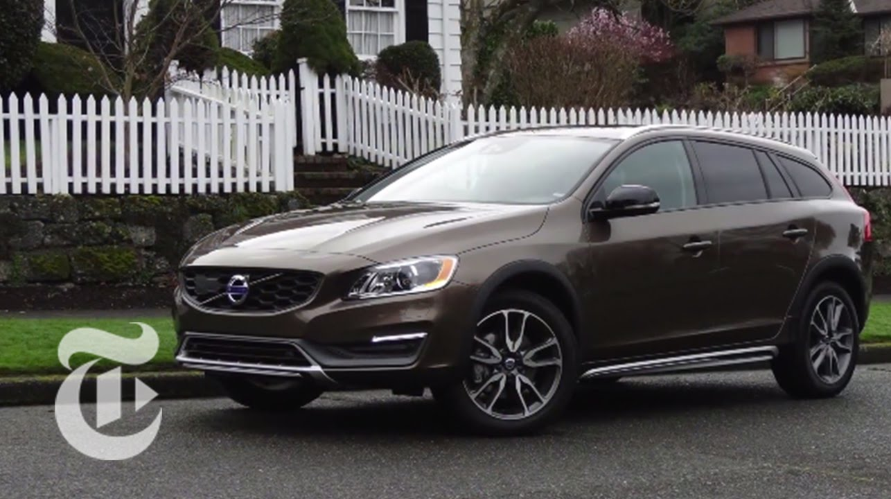 Volvo V60 Cross Country #29