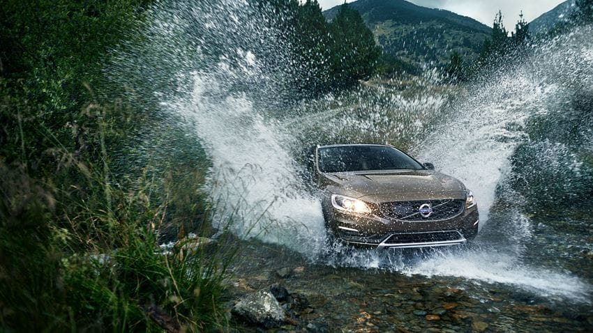 Volvo V60 Cross Country #22
