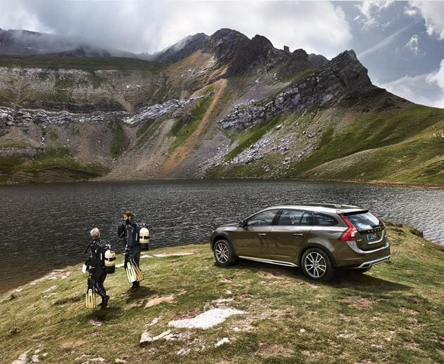 Volvo V60 Cross Country #24