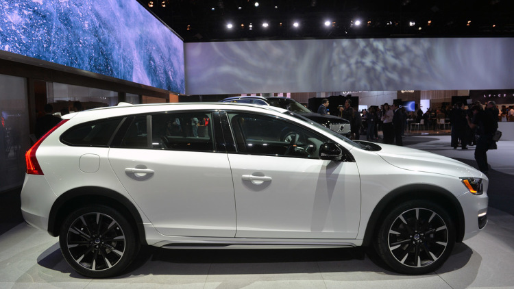 Volvo V60 Cross Country #30